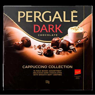 конфеты PERGALE CAPPUCCINO COLLECTION 130 г 1 уп. х 10 шт.