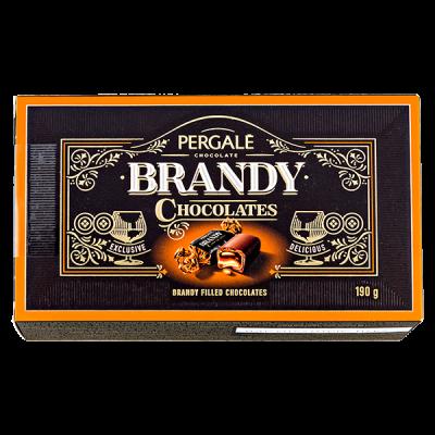 конфеты PERGALE BRANDY 190 г 1 уп. х 12 шт.