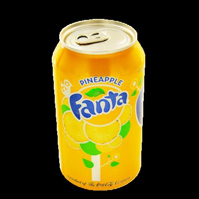 напиток FANTA PINEAPPLE 355 МЛ Ж/Б