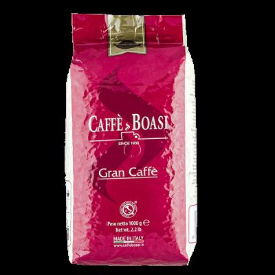 кофе BOASI GRAN CAFFE 1кг зерно 1 уп.х 6 шт.