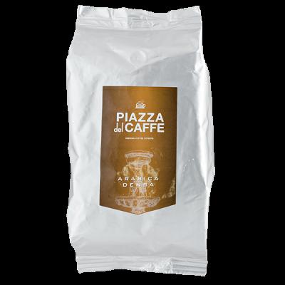 кофе PIAZZA del CAFFE ARABICA DENSA 1 кг зерно 1 уп.х 6 шт.
