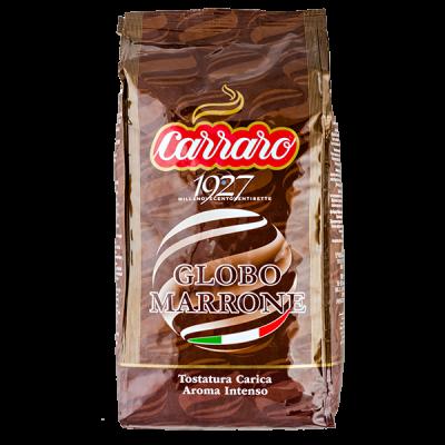 кофе CARRARO GLOBO MARRONE 1 кг зерно