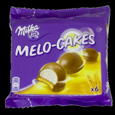 печенье Милка Melo-Cakes 100 г 1 уп.х 12 шт.