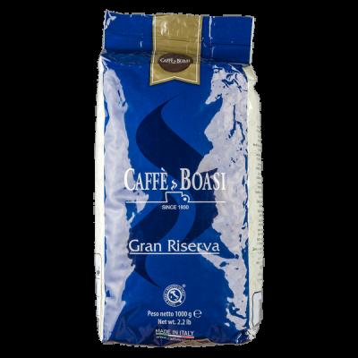 кофе BOASI GRAN RISERVA 1 кг зерно