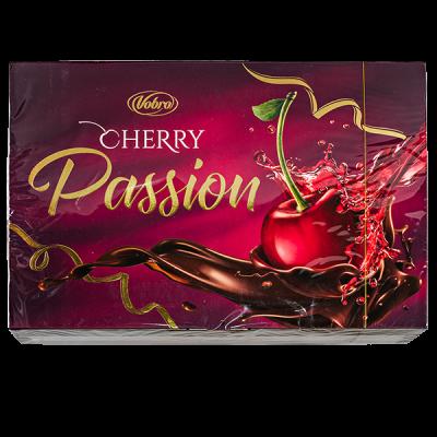 конфеты VOBRO CHERRY PASSION 280 г 1 уп.х 6 шт.