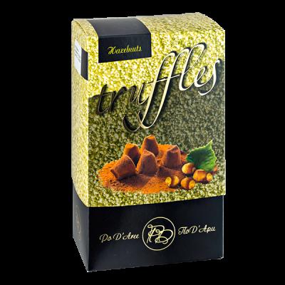 конфеты MATHEZ PoD'Aree Трюфель с фундуком 160 г 1 уп.х 15 шт.