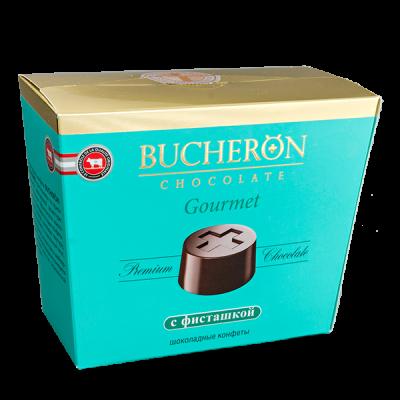конфеты BUCHERON GOURMET с Фисташкой 175 г 1уп.х 6 шт.