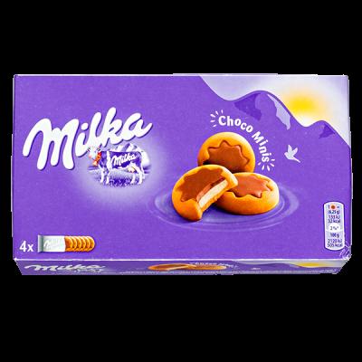 печенье Милка Choco Minis 150 г 1 уп.х 16 шт.