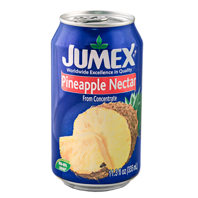 нектар JUMEX PINEAPPLE 335 МЛ Ж/Б 1 уп.х 24 шт.