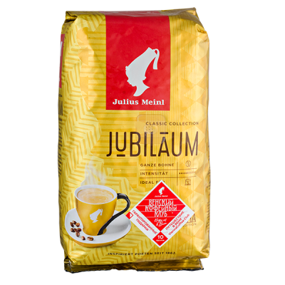 кофе Julius Meinl JUBILAUM 500 г зерно