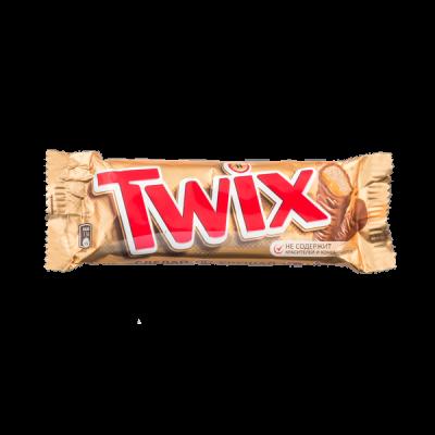 печенье Твикс 55 г 1уп.х 40 шт.