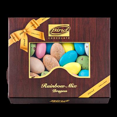 конфеты BIND CHOCOLATE Rainbow Mix Dragees 100 г 1 уп.х 12 шт.