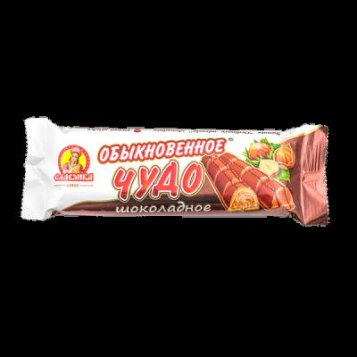 конфеты Обыкновенное Чудо Славянка Шоколадное 55 г 1уп.х 24 шт.