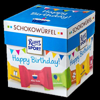 конфеты Риттер Спорт Happy Birthday 176 г