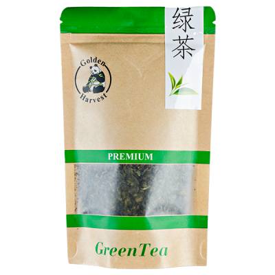 чай GOLDEN HARVEST Premium Green Tea 75 гр.