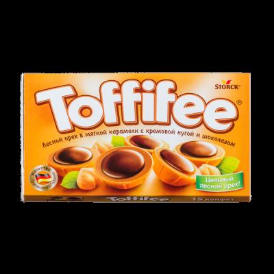 конфеты Тоффифе 125 г 1 уп.х 5 шт.