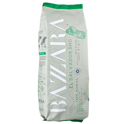 кофе BAZZARA EL SALVADOR SHG 1кг зерно