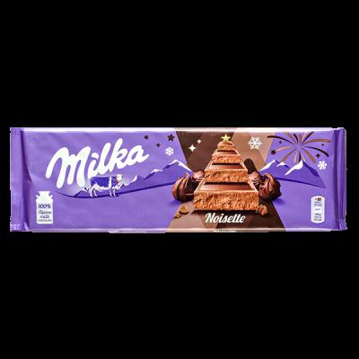 шоколад Милка Noisette 270 г 1уп.х 16 шт.