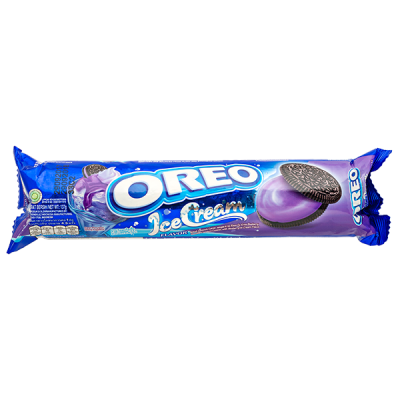 печенье Орео Ice Cream Blueberry 137 г 1уп* 24 шт