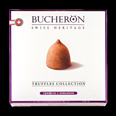 конфеты BUCHERON Трюфель с коньяком 225 г 1 уп.х 6 шт.