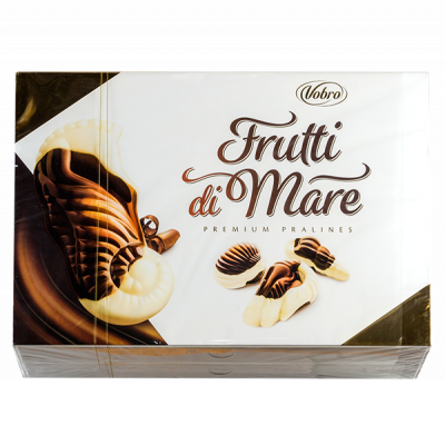 конфеты VOBRO FRUTTI DI MARE 350 г 1 уп.х 6 шт.