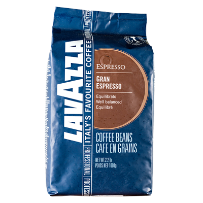 кофе LAVAZZA GRAN ESPRESSO 1 кг зерно 1 уп.х 6 шт.