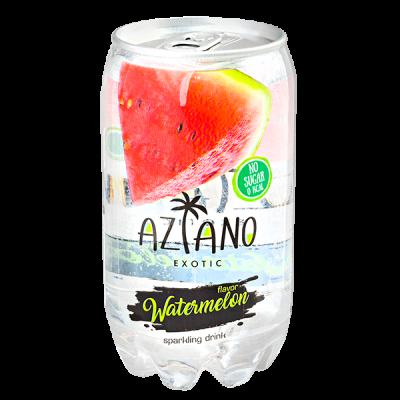 напиток AZIANO Watermelon 350 мл  П/Б 1 уп.х 24 шт.