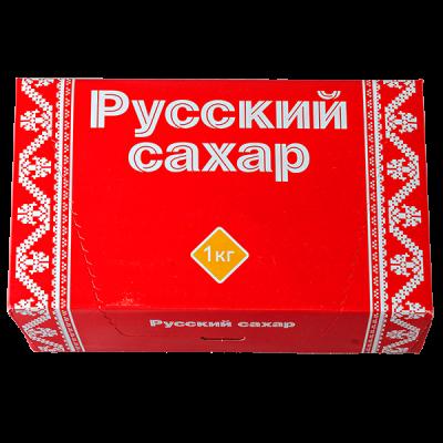 сахар Русский 1 кг 1 уп.х 20 шт.