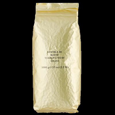 кофе GIMOKA ORO 1 кг зерно 1 уп. х 12 шт.