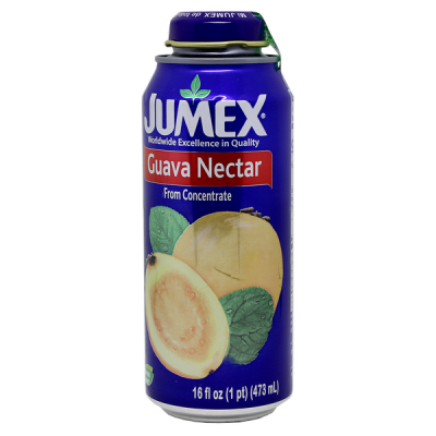 нектар JUMEX Guava 473 МЛ Ж/Б 1 уп.х 12 шт.