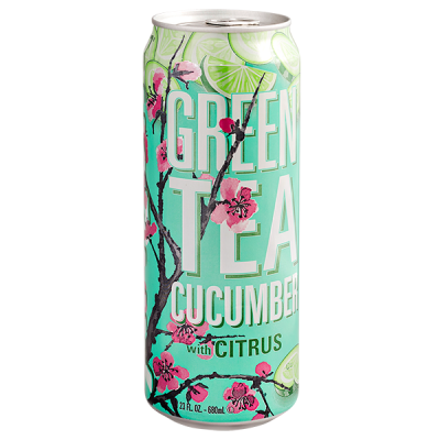 напиток ARIZONA Green Tea Cucumber with Citrus 680 мл Ж/Б 1 уп.х 24 шт.