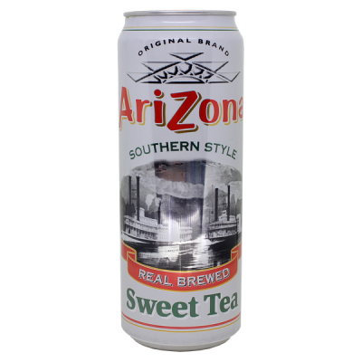 напиток ARIZONA Sweet tea 680 мл  Ж/Б 1 уп.х 24 шт.