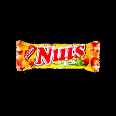 конфета Натс 50 г 1 уп.х 30 шт.