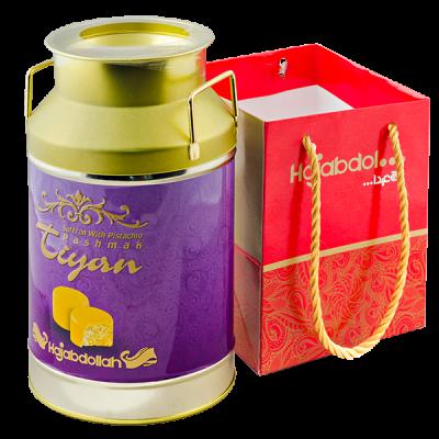 конфеты HAJABDOLLAH Pashmak Tiyan 300 г 1 уп.х 6 шт.