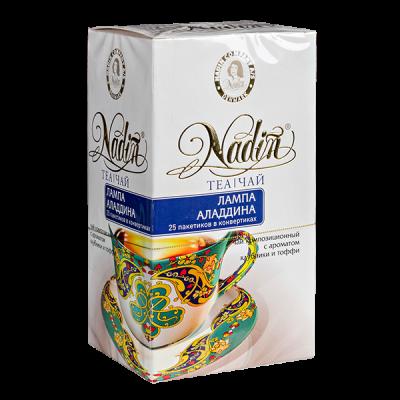 чай NADIN 'Лампа Аладдина' 25 пакетиков 1 уп.х 12 шт.