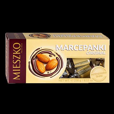 конфеты MIESZKO MARCEPANKI ORIGINAL 230 г 1 уп. х 12 шт.