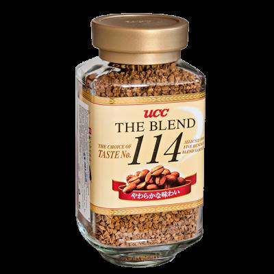 кофе растворимый коллекция № 114 90 г ст/б