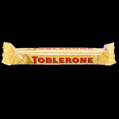 шоколад Тоблерон Молочный с медово-миндальной нугой 50 г 1 уп.х 24 шт.