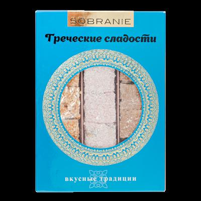 Греческие Сладости SOBRANIE 250 г 1 уп.х 20 шт.
