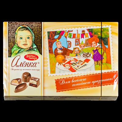 конфеты АЛЕНКА 185 г 1 уп. х 10 шт.