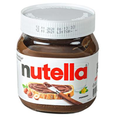 ореховая паста Nutella 180 г ст/б 1 уп.х 8 шт.