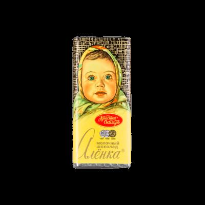 шоколад Аленка 60 г 1 уп.х 25 шт.