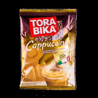 капучино Тора Бика 25 г 1 уп.х 20 шт.