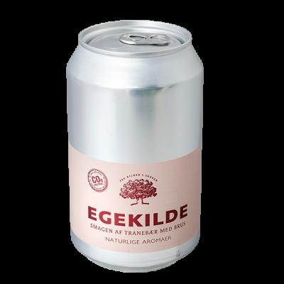 напиток EGEKILDE Tranebaer 330 мл  Ж/Б 1 уп.х 24 шт.
