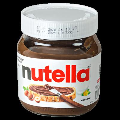 ореховая паста Nutella 630 г ст/б 1 уп.х 6 шт.