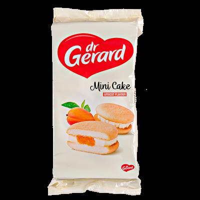 печенье Dr. Gerard Mini Cake Apricot 340 г 1 уп.х 9 шт.