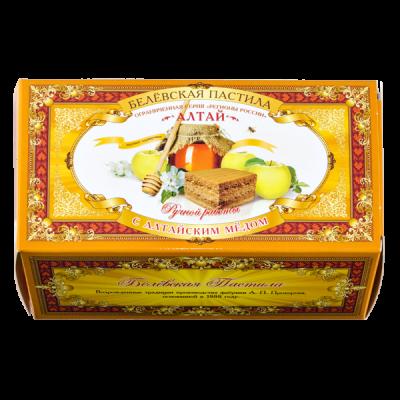 Белевская пастила с алтайским медом 100 г, 1 уп. х 26 шт.
