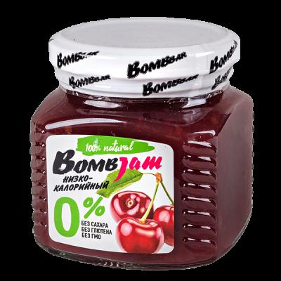 джем BombJam Вишня 250 г 1 уп.х 6 шт.