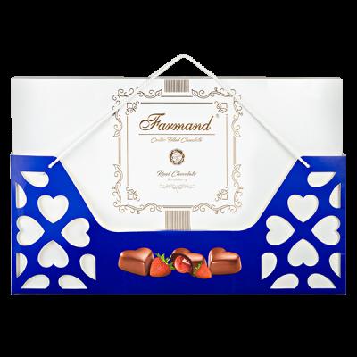 конфеты FARMAND Deseo Strawberry 285 г 1 уп.х 5 шт.