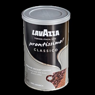 кофе растворимый LAVAZZA PRONTISSIMO CLASSICO 95 г ж/б